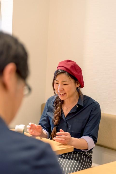 Re:Cell Kitchen 断食ごはんと飲む野菜の中尾さん