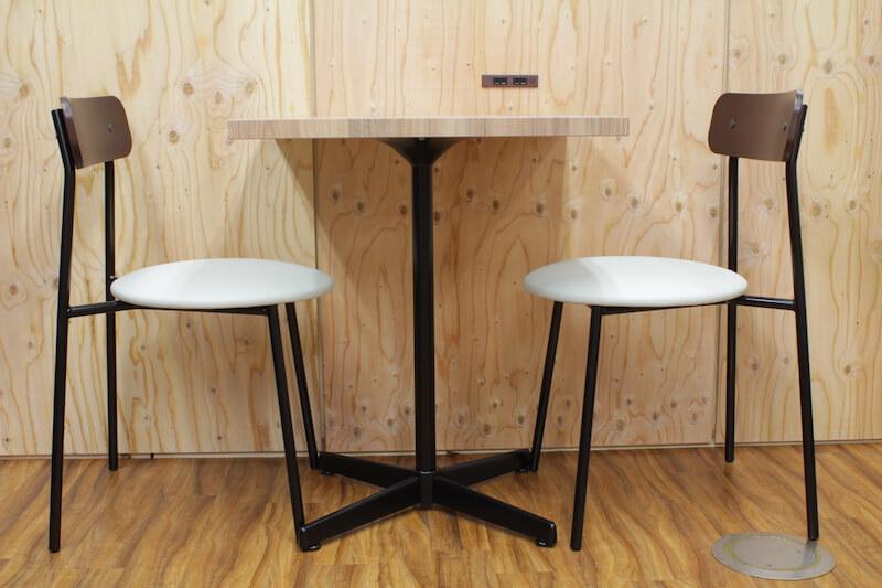 ユニクリベース テーブル