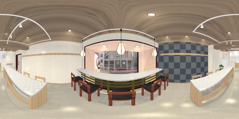 博多茶鳳<VR-窓側>