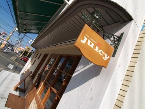 Juicy店舗デザイン